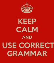 grammar-keep-calm