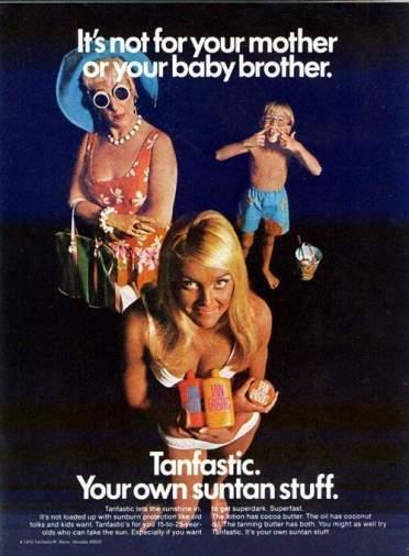70s tanfastic